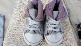Zapatillas De Niña Tamaño 17