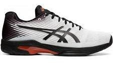 Tênis Asics Gel Speed Solution F.f Branco E Preto
