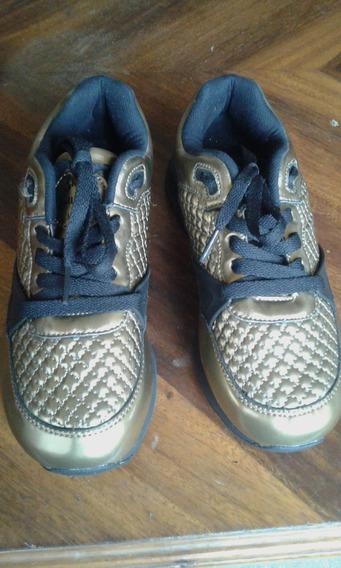 Zapatos Damas Deportivos Zara Original Talla 36