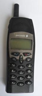 Celular Ericsson 228d Modelo Antiguo Sin Cargador