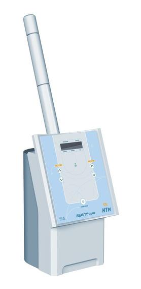 Beauty Steam - Htm Aparelho Vapor Vaporizador De Ozônio