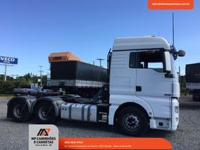 Caminhão Traçado Man 29 440 Tgx Ano 2012