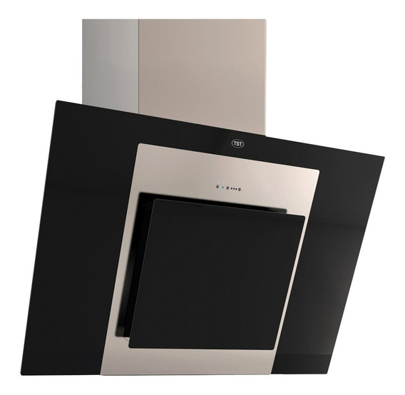 Campana De Cocina Tst Espejo 75 Cm Led Timer Programable!!