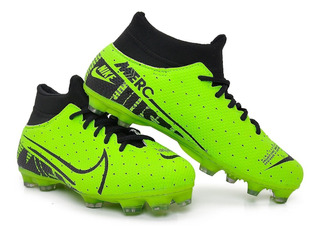 Chuteira Cr7 Mercurial Campo Superfly 6 Club 360 Promoçao