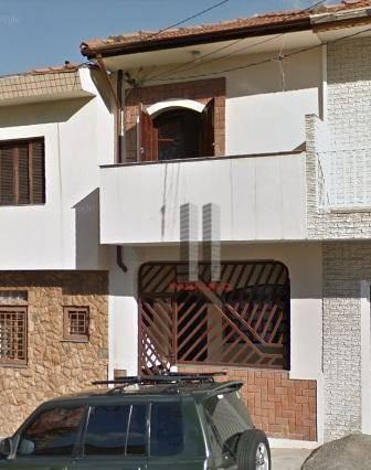 Sobrado Com 2 Dormitórios À Venda Por R$ 450.000,00 - Mooca - São Paulo/sp - So1351