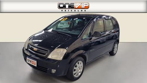 Imagem 1 de 9 de Chevrolet Meriva 1.8 Mpfi Premium 8v Flex 4p Aut 2009/2010