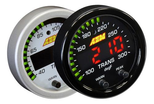 Reloj De Temperatura De Agua/aceite X-series Aem