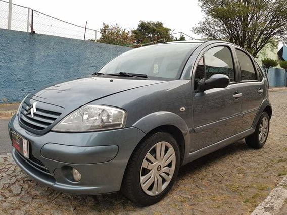 Citroen C3 Exclusive 1.4 Flex 2008