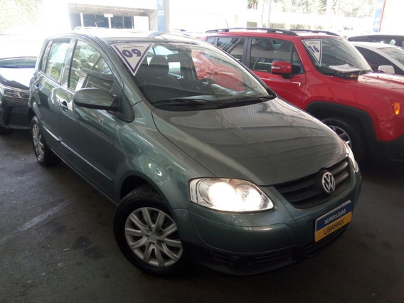 Volkswagen Fox 1.6 Mi Plus 8v Flex 4p Manual 2009/2009