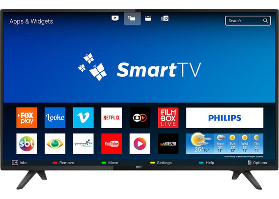 Smart Tv Led 32 Philips 32phg5813/78 Hd Conversor Digital