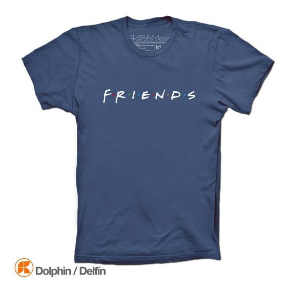 Friends Playeras Series De Tv Skiddaw