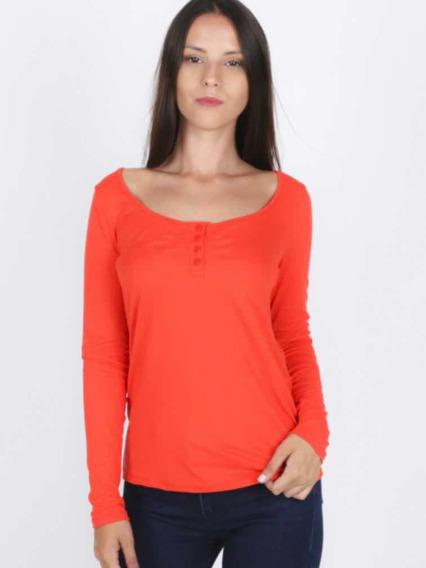 Camiseta Marga Larga - Super Soft - Abrigada