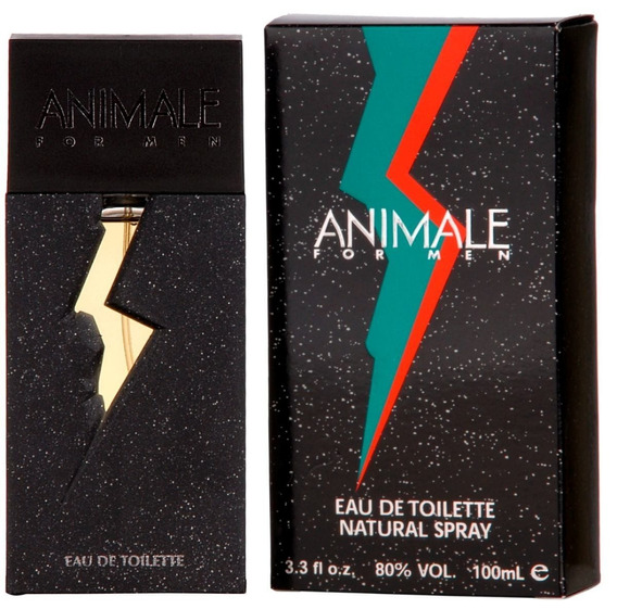 Perfume Animale Masculino - Decant Amostra 5ml