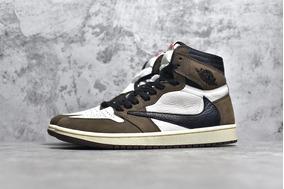 Air Jordan 1 X Travis Scott Oshosneakers