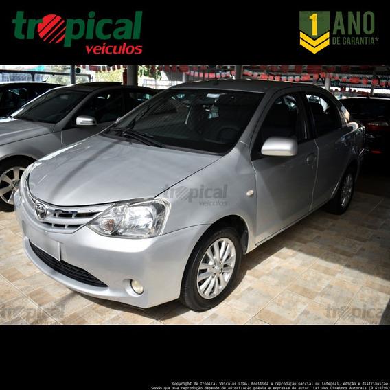 Toyota Etios Xls Sedan 1.5 16v