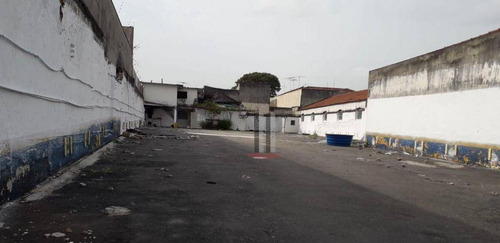 Terreno À Venda, 887 M² Por R$ 2.200.000,00 - Mooca (zona Leste) - São Paulo/sp - Te0164