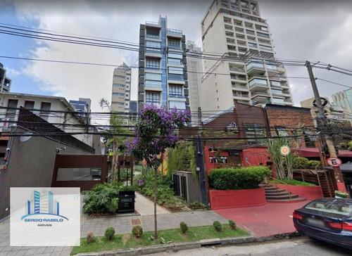 Imagem 1 de 30 de Apartamento Com 1 Dormitório À Venda, 55 M² Por R$ 1.450.000 - Jardim Europa - São Paulo/sp - Ap3735