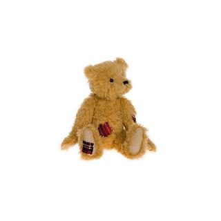 Charlie Bears ~ Teddy Articulado ~ Wisdom ~ Juguete Suave /