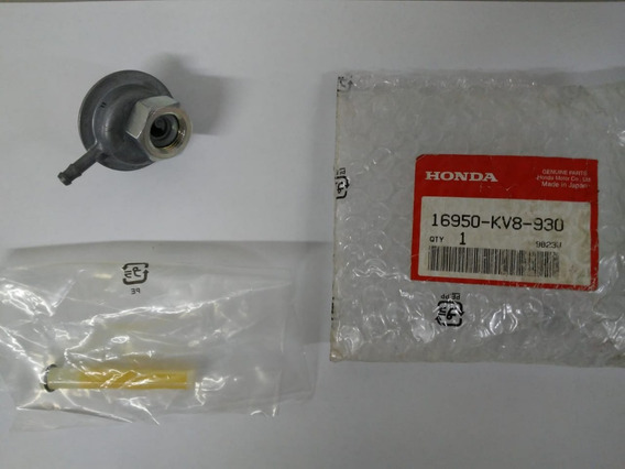 Registro De Combustivel Original Honda Ch125 Spacy