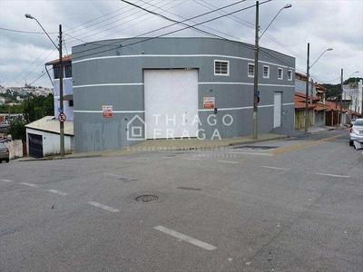 Galpão, Jardim Bertanha, Sorocaba - R$ 850 Mil, Cod: 620 - V620