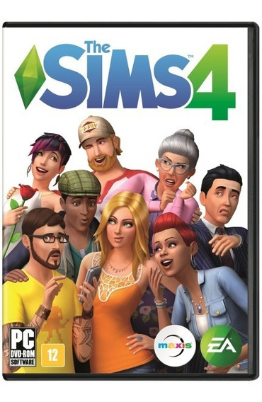 The Sims 4 - Pc - Mídia Fisica