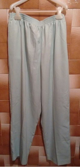 Pantalón Mujer, Alfred Dunner, T-18w Importado 100% Oferta