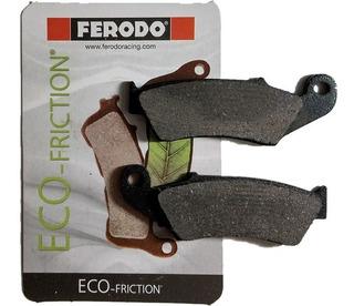 Pastillas Freno Ferodo Fa 185 Delantera Xr 600 Beta Wrf 450