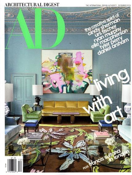 Architectural Digest Revista Us - Assinatura 6 Meses