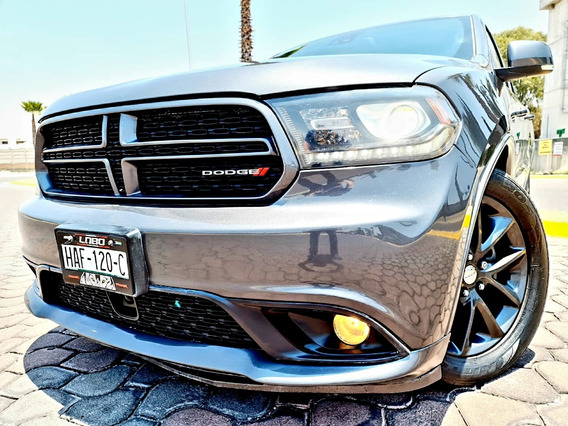 Dodge Durango 2014 5.7 R/t V8 At