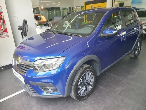 Renault Sandero 1.6 16v Intense Cvt Stock Oportunidad (jg)