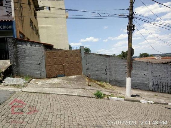 Terreno À Venda, 200 M² Por R$ 420.000 - Centro (cotia) - Cotia/sp - Te0273
