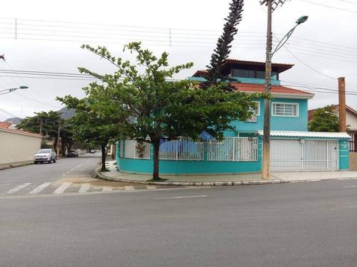 Imagem 1 de 18 de Imóvel Na Praia - Frente Para O Mar - Peruíbe-sp - Ca0805