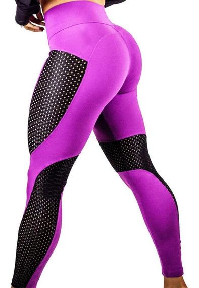 Yoga,leggins ,licra Colombiana Deportivos Gym Levanta Pompi