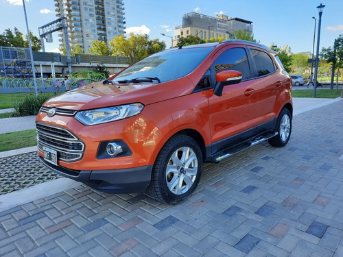 Ford Ecosport 1.6 Titanium 110cv 4x2 2012