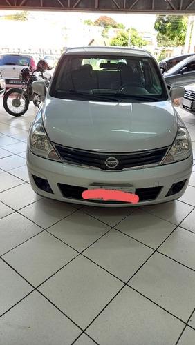 Imagem 1 de 8 de Nissan Tiida 2011 1.8 S Flex 5p