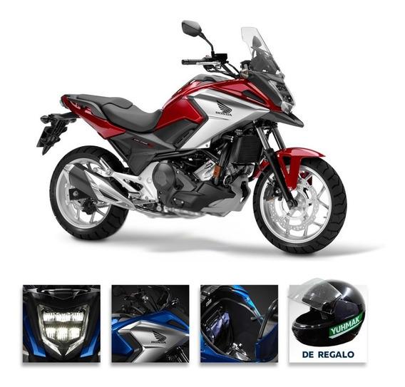 Honda Nc 750 -yuhmak Motos