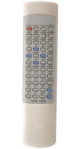 Controle Remoto Para Dvd Cyber Home