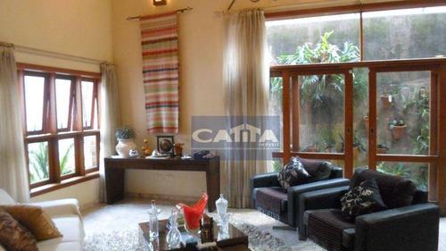 Imagem 1 de 30 de Sobrado À Venda, 510 M² Por R$ 3.900.000,00 - Anália Franco - São Paulo/sp - So15427