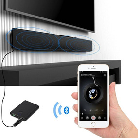 Receptor Transmissor Bluetooth Tomate Mtb-805 Tv Pc Celular