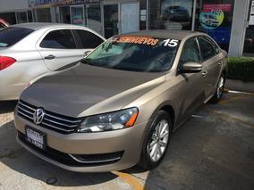 Volkswagen Passat Tiptronic Comfortline 2015 Seminuevos
