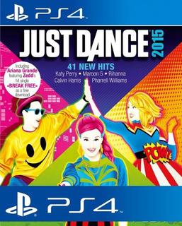 Just Dance 2015 Ps4 Español Udo