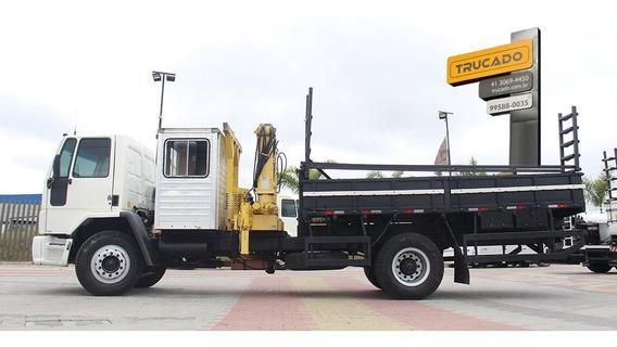 Ford Cargo 1517 4x2 2012 Munck Masal Carroceria- 4cc
