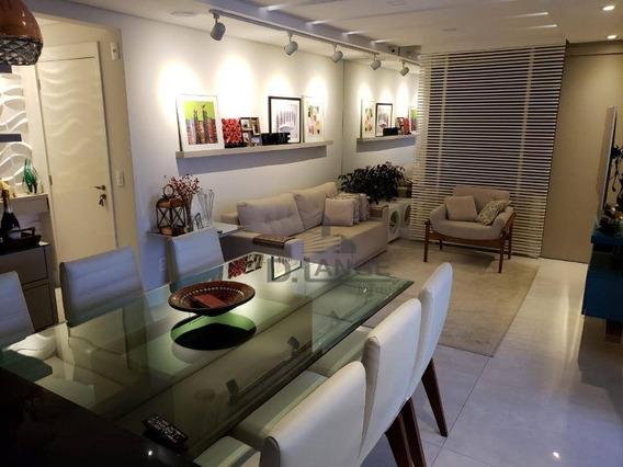 Apartamento Com 3 Dormitórios À Venda, 109 M² Por R$ 950.000,00 - Parque Prado - Campinas/sp - Ap17727