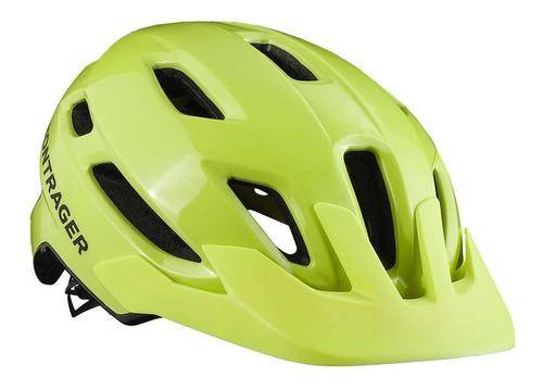 Capacete Ciclismo Trek Bontrager Quantum Mips Amarelo M