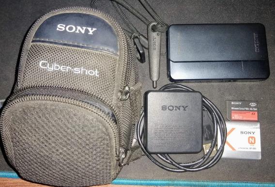Câmera Sony Dsc-tx10