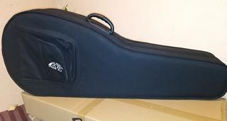 Estuche Guild Polyfoam Semi-rigido Para Guitarra Acustica