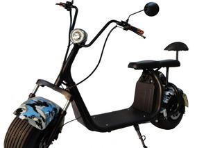 Moto Chopper Harley Eléctrica