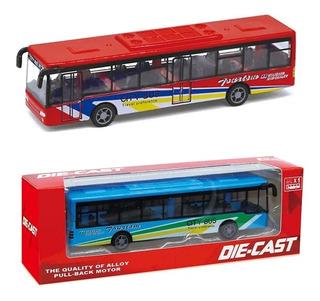 Bus De Turismo A Escala 1:50