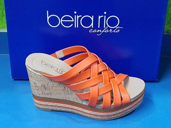 Beira Rio Conforto 8406.305 Chinelo Tamanco Feminino