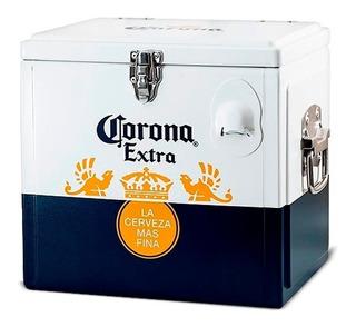 Cooler Corona Alumínio 15 Litros Novo, Original E Lacrado!